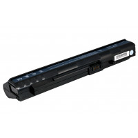Аккумулятор ALLBATTERY Acer UM08A31 10.8V 5200mAh Aspire One ZG5 A110 A150 AOA150 D150 D250 531 571 6cell Black
