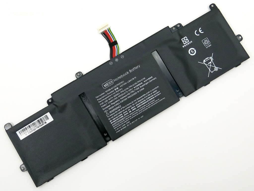 Батарея для ноутбука HP ME03 HP Stream 11-D 13-C (11.1V  37Wh Black) P