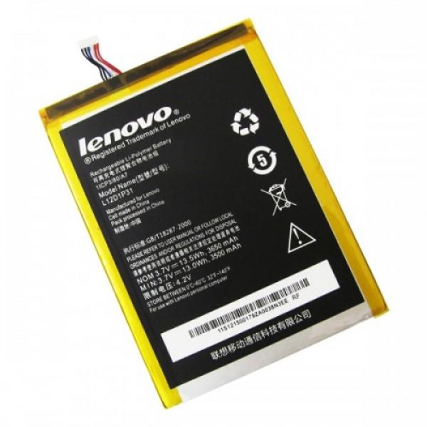 Аккумулятор к телефону Lenovo L12D1P31 3650mAh